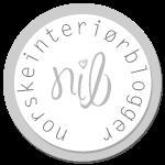 Stolt medlem av norske interiørblogger!