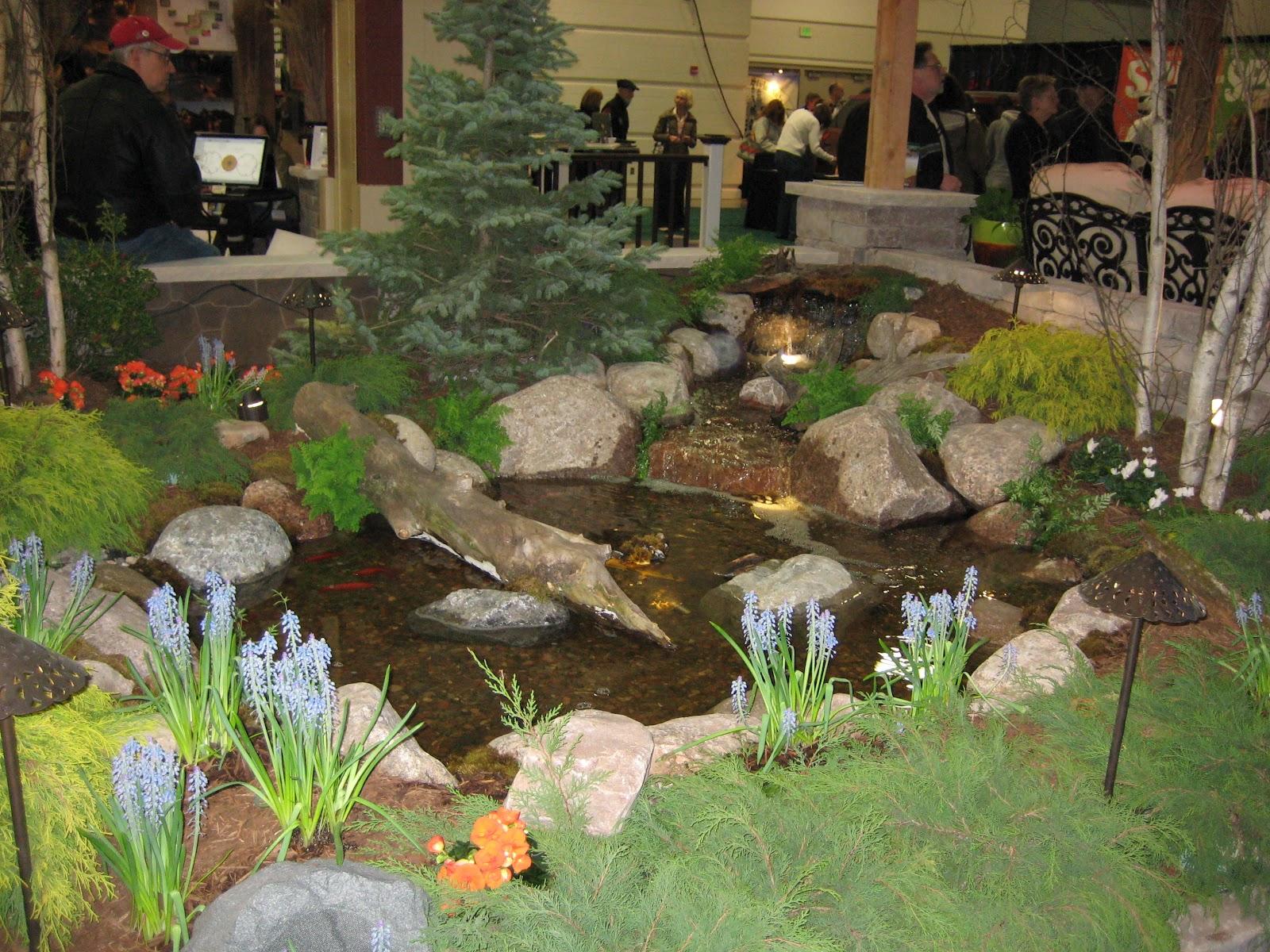 2012 realtors home and garden show - Simple Garden Ideas For The Average Home