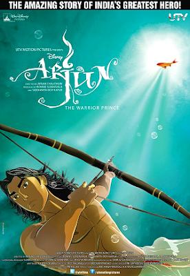Filme Poster Arjun: O Príncipe guerreiro DVDRip XviD & RMVB Legendado