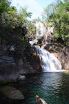 Cascata do Taiti /  Rio Arado