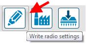Xbee Write Radio Settings