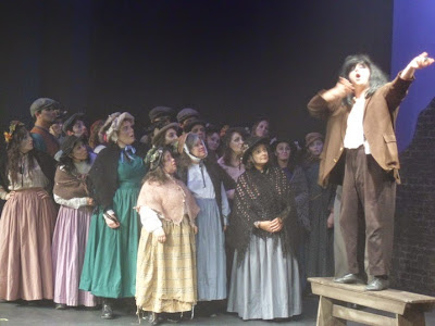 """Sweeney Todd"" – DMTC – Wednesday Night Dress Rehearsal"
