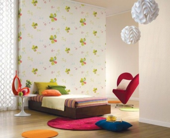 wallpaper design for kids room
