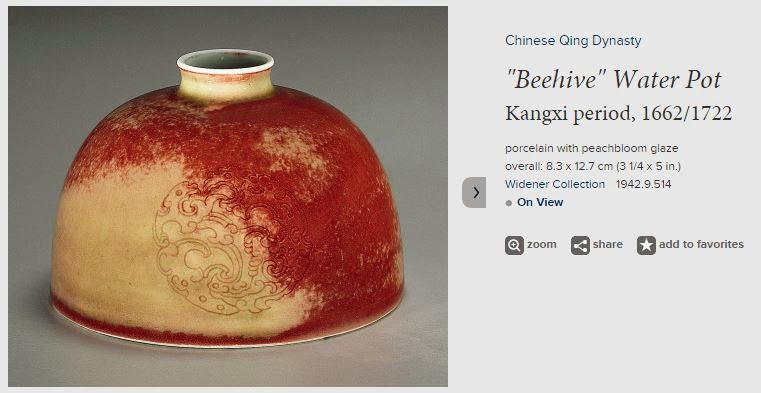 Kanxgi Porcelain Beehive Water Pot