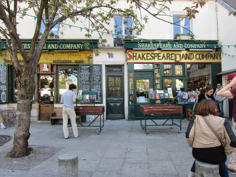 Paris, Shakespeare & Company