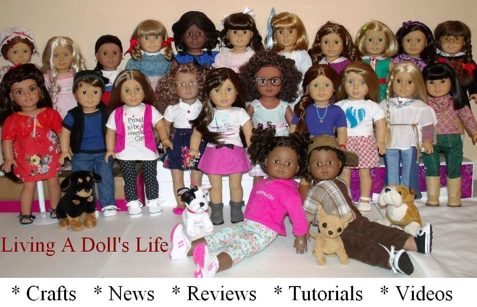 Living A Doll's Life