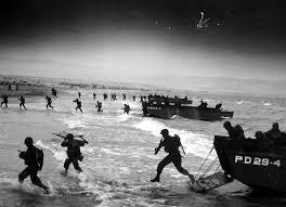 perang Normandia adalah invasi terbesar sepanjang sejarah perang dunia ke 2