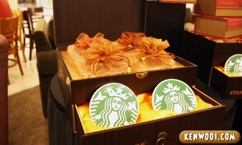 starbucks mooncake premium