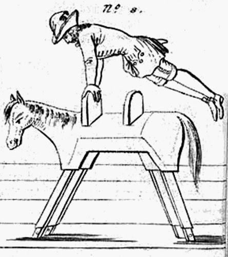 The dismount