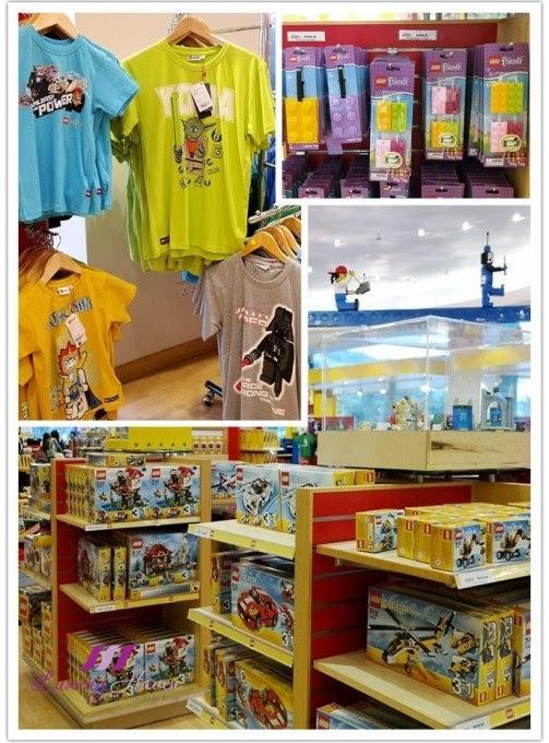 legoland malaysia resort theme park big shop