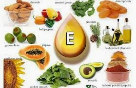 Benefits of Vitamin E for Body