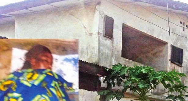 nigerian killed wife ojo lagos