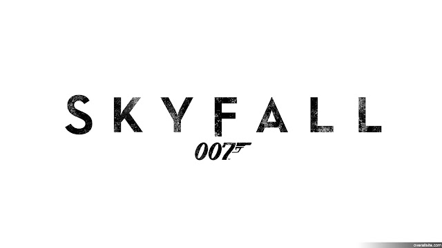 Skyfall PowerPoint background 03
