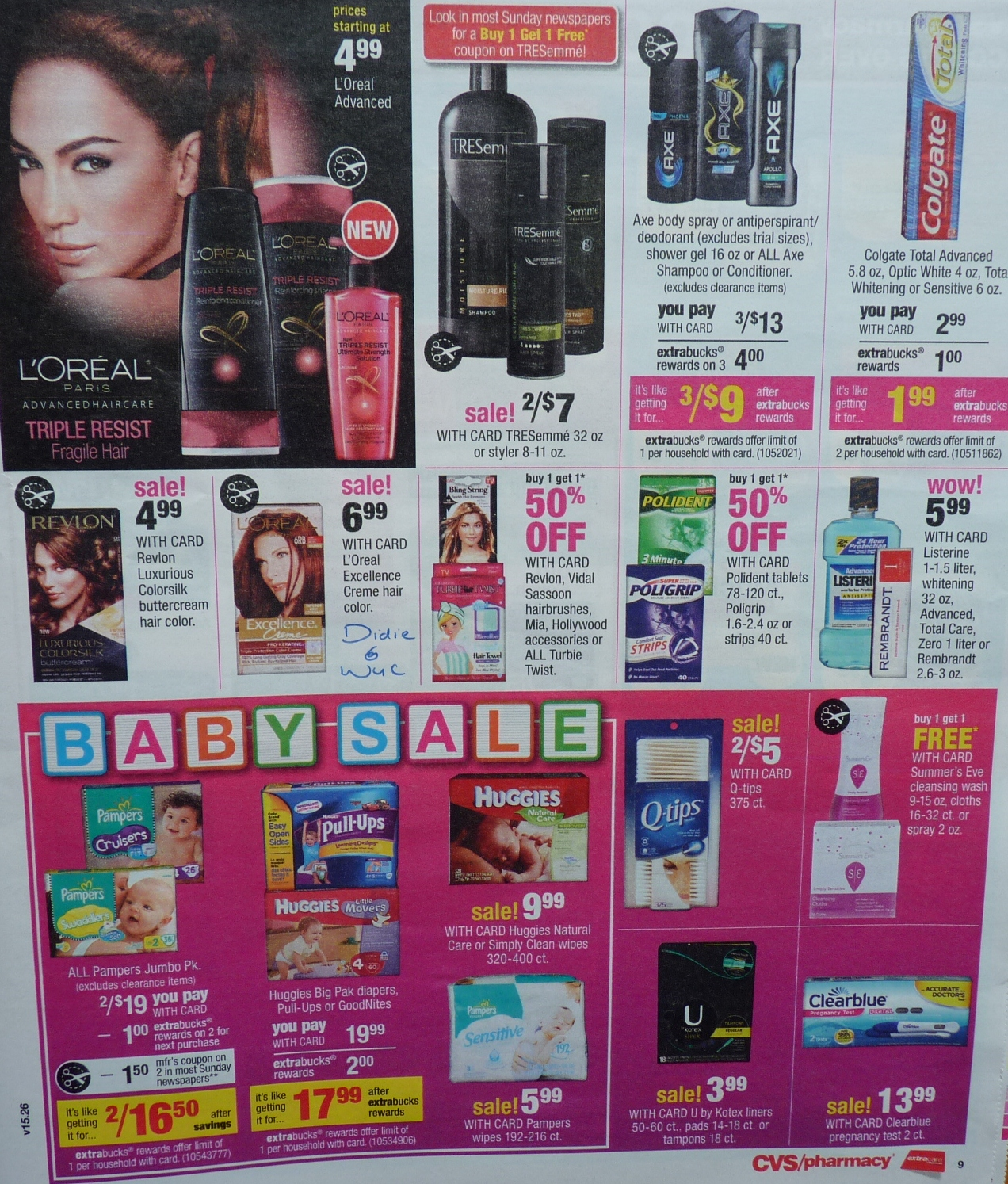 simply cvs  cvs ad scan preview for the week of 1  27  2013