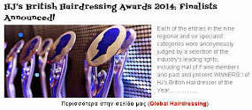 HJ's British Hairdressing Awards 2014: Finalists Announced!