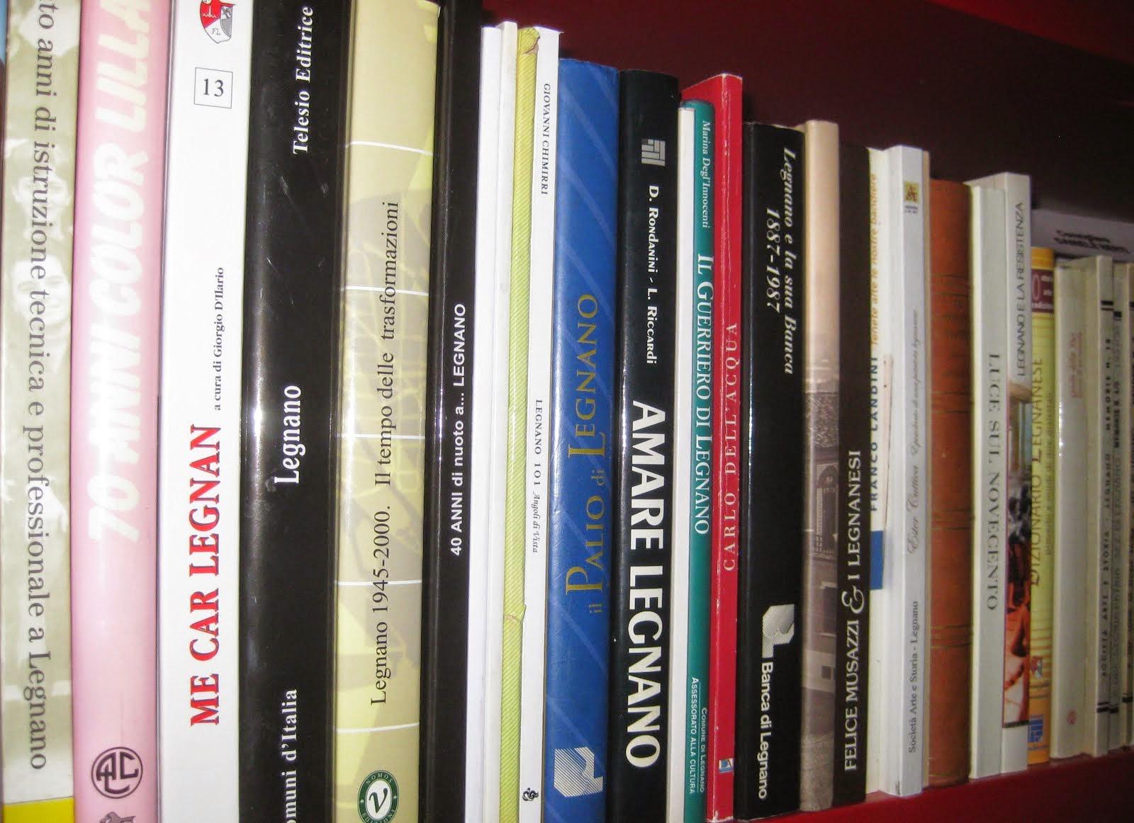 Libri Legnano