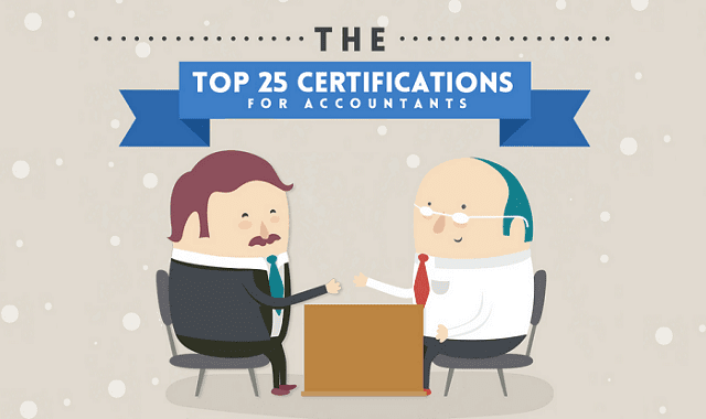 The 25 Best Certifications for Accounting Professionals