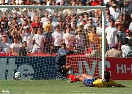 E.U.A 2x1 Colômbia - 1994
