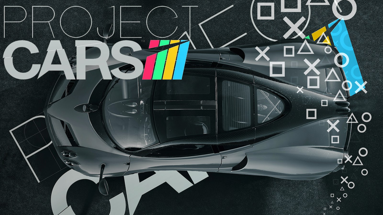 Project Cars E3 Wallpaper and Logo - We Know Gamers