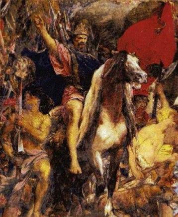 conquistadores