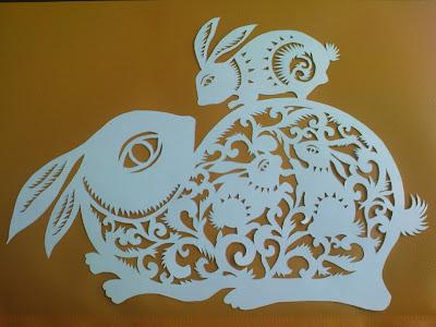 вытытнанка крольчиха, кролик вырезанный, вырезалка крольчиха, вырезалка своими руками