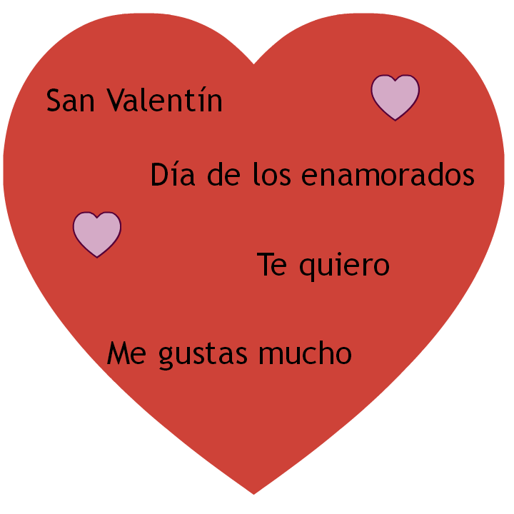 so easy spanish!: spanish valentine's day phrases and glossary, Ideas