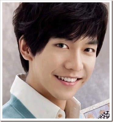 Lee Seunggi little fairuz