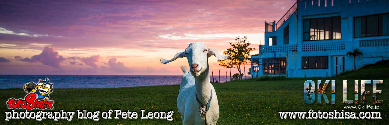 Okinawa Wedding Photographer Pete Leong