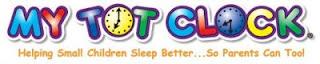 My Tot Clock Logo