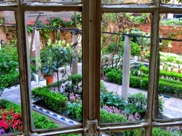 El jardín de sorolla en su casa madrileña   guia de jardin ...