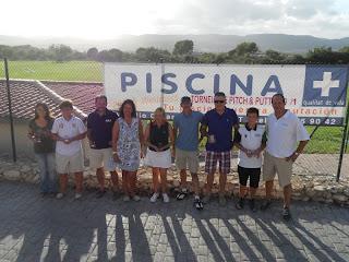 Ganadores Torneig Piscinas + en el P&P El Vendrell