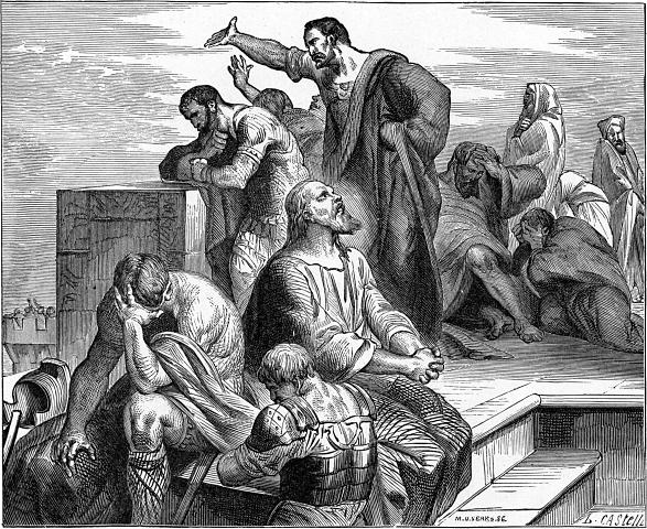 hebrew prophesies after babylonian exile The following is a list of some of the lasting effects of the babylonian captivity: the jews abandoned the worship of graven images and began to lay great emphasis on tradition and the law through the efforts of ezra the scribe and others, much of the old testament was preserved.