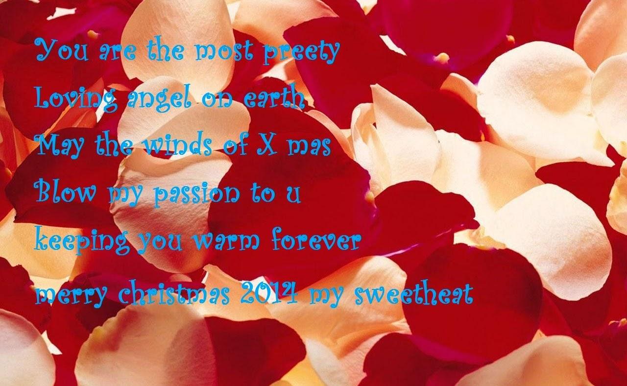 Merry Christmas Greeting Cards For Girlfriendboyfriend Merry