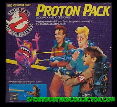 Kenner The REAL Ghostbusters Proton Pack Roleplay Toy