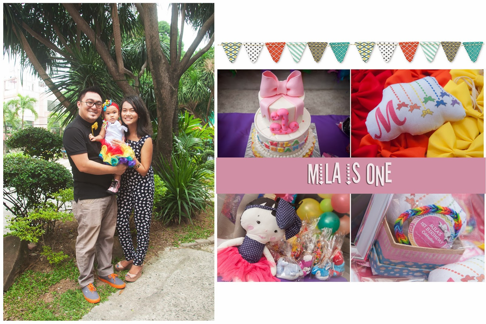 Mila Alessandra, Birthday Party
