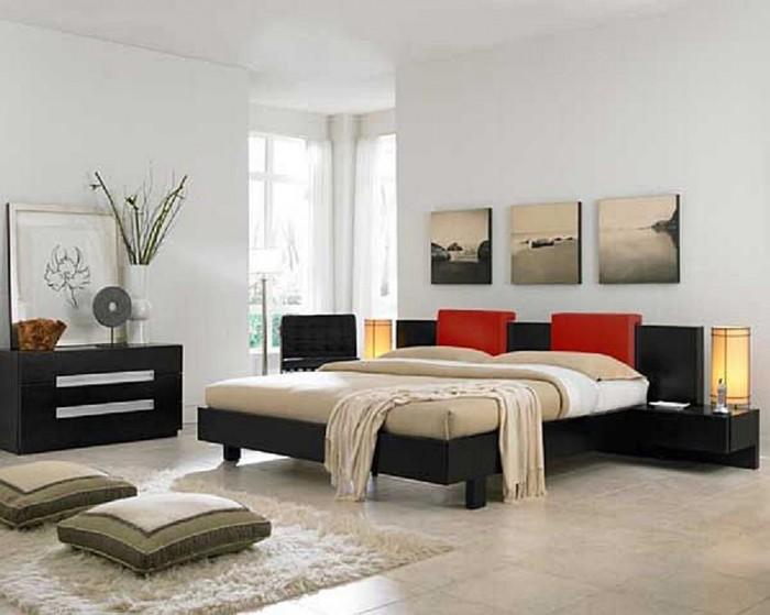 Habitaciones modernas y elegantes dormitorios con estilo for Articulos para decorar interiores