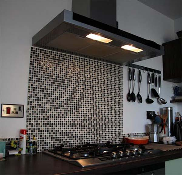 Kitchen Mosaic Splashback