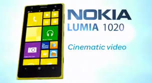 Nokia Lumia 1020 cenematic video