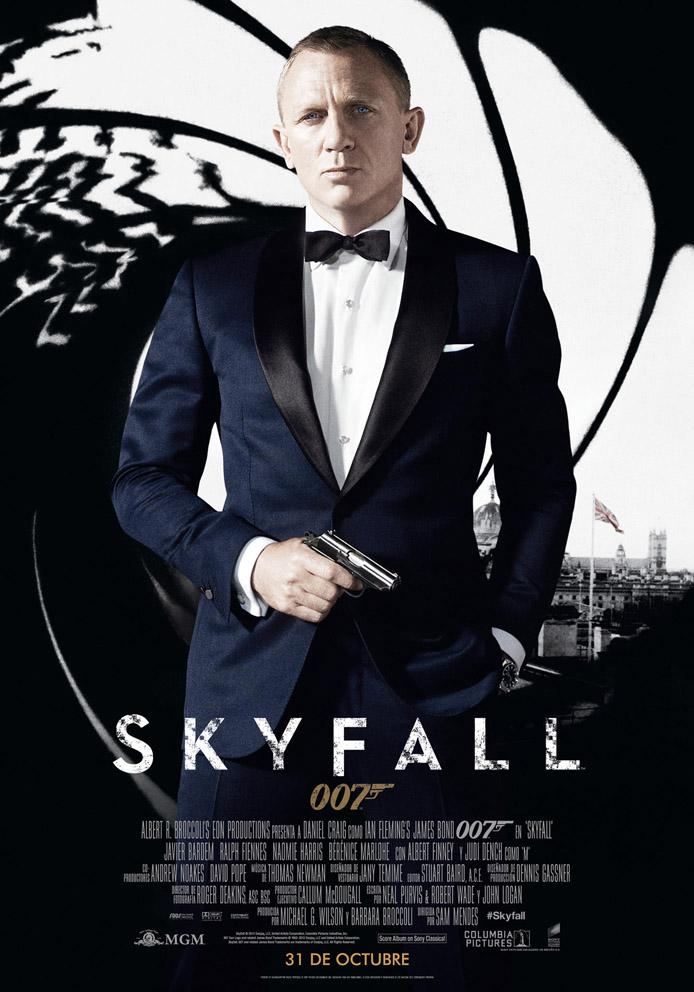 007 Skyfall [CAMRip][Español-Latino]