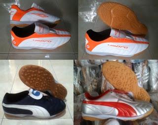 Grosir Sepatu Futsal Umbro dan Puma Murah