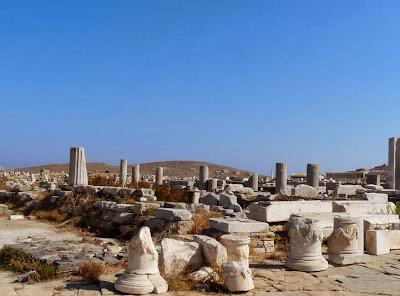 Ruinas de Delos