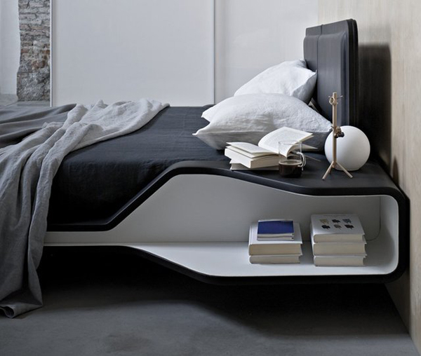 Creative nightstand ideas thought for Creative nightstand ideas