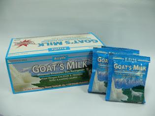 Asifa Goat's Milk