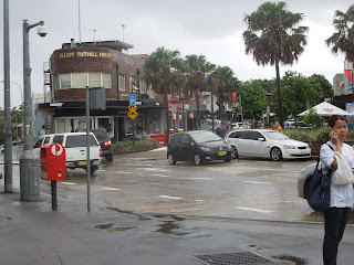 downtown Cronulla