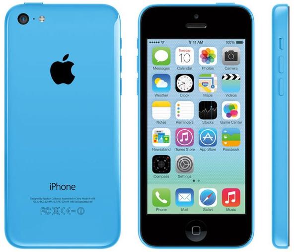Harga iPhone 5C 16GB terbaru 2015
