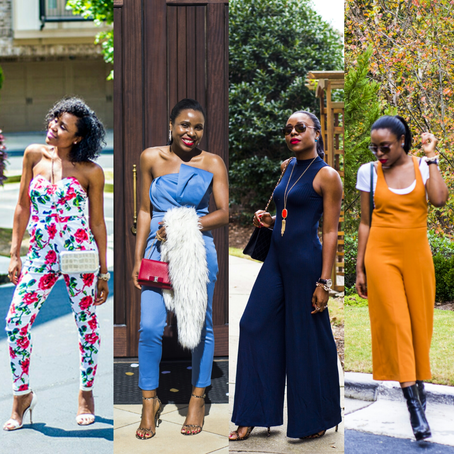 Fashion Countdown: The Jumpsuit