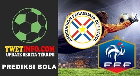 Prediksi Paraguay U17 vs France U17