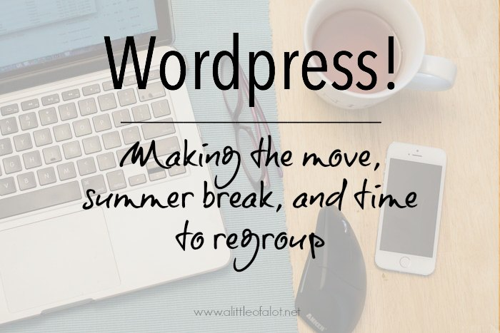 blogger to wordpress, is wordpress better for building an audience, blogger vs wordpress for building an audience, small batch woodshop, reclaimed wood makeup storage boxes,