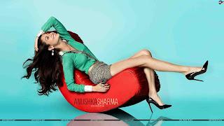 Anushka Sharma Legs