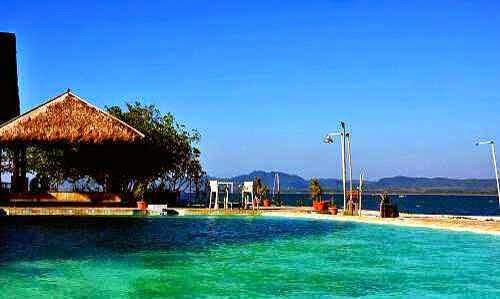 Pulau umang - tempat wisata di banteng yang mengagumkan